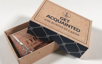Get Acquainted with our Business Cards
